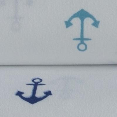 Anchors Blue