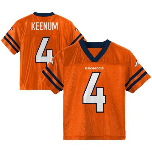 Denver Broncos Toddler Player Jersey 3T - image 1 of 3