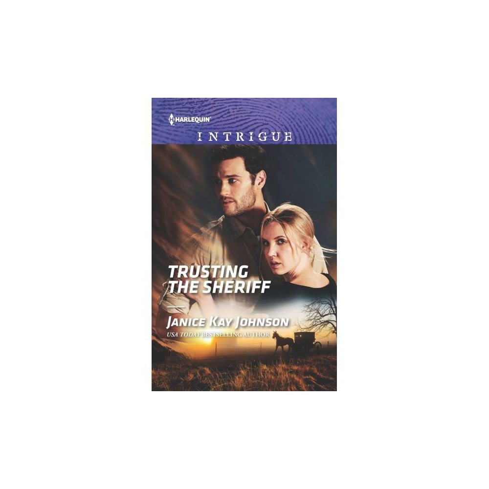 Trusting the Sheriff - (Harlequin Intrigue Series) by Janice Kay Johnson (Paperback)