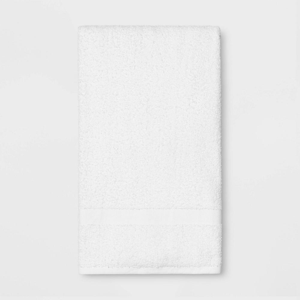 Image of Bath Towel White - Room Essentials