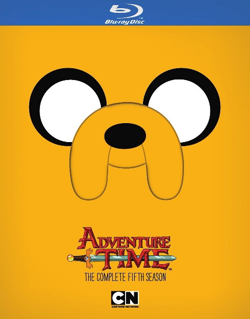Adventure Time:Complete Fifth Season (Blu-ray) - image 1 of 1