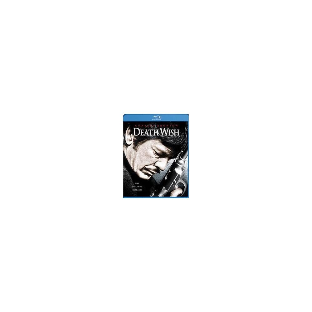 Death Wish (Blu-ray), Movies