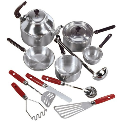 Marvel Education Company Aluminum Cooking Set and Utensils - image 1 of 1