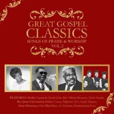 Various - Great Gospel Classics: Songs Of Praise & Worship Volume 2 (CD)
