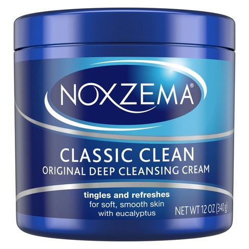 Noxzema Classic Clean Original Deep Cleansing Cream 12 oz - image 1 of 4
