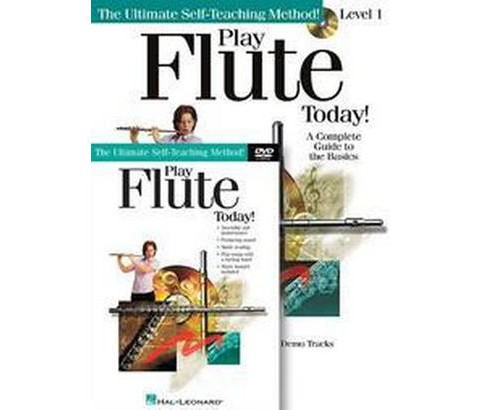 Play Flute Today Beginner's Pack -  (Paperback) - image 1 of 1
