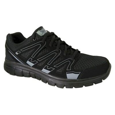 Men's S Sport By Skechers Striker Performance Athletic Shoes - Black 10.5
