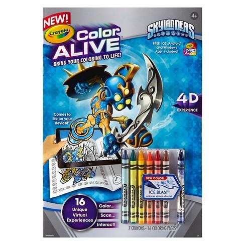 Crayola® Color Alive - Skylanders : Target