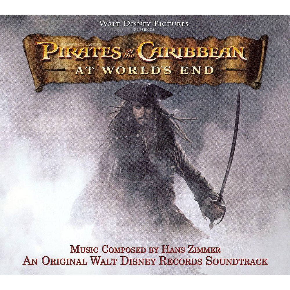 Pirates of the Caribbean: At World's End (Original Soundtrack)