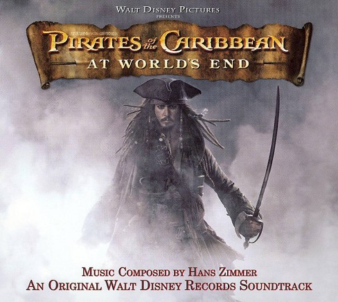 Pirates of the Caribbean: At World's End (Original Soundtrack) - image 1 of 1
