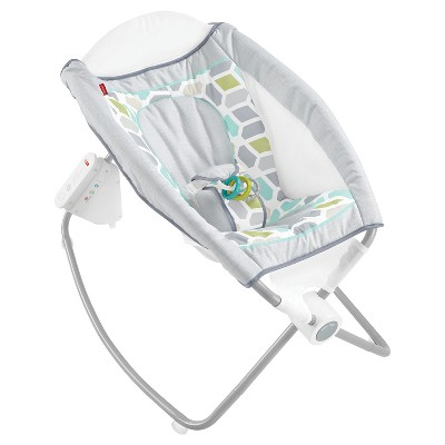 Fisher-Price Auto Rock 'n Play Sleeper - Top Tile
