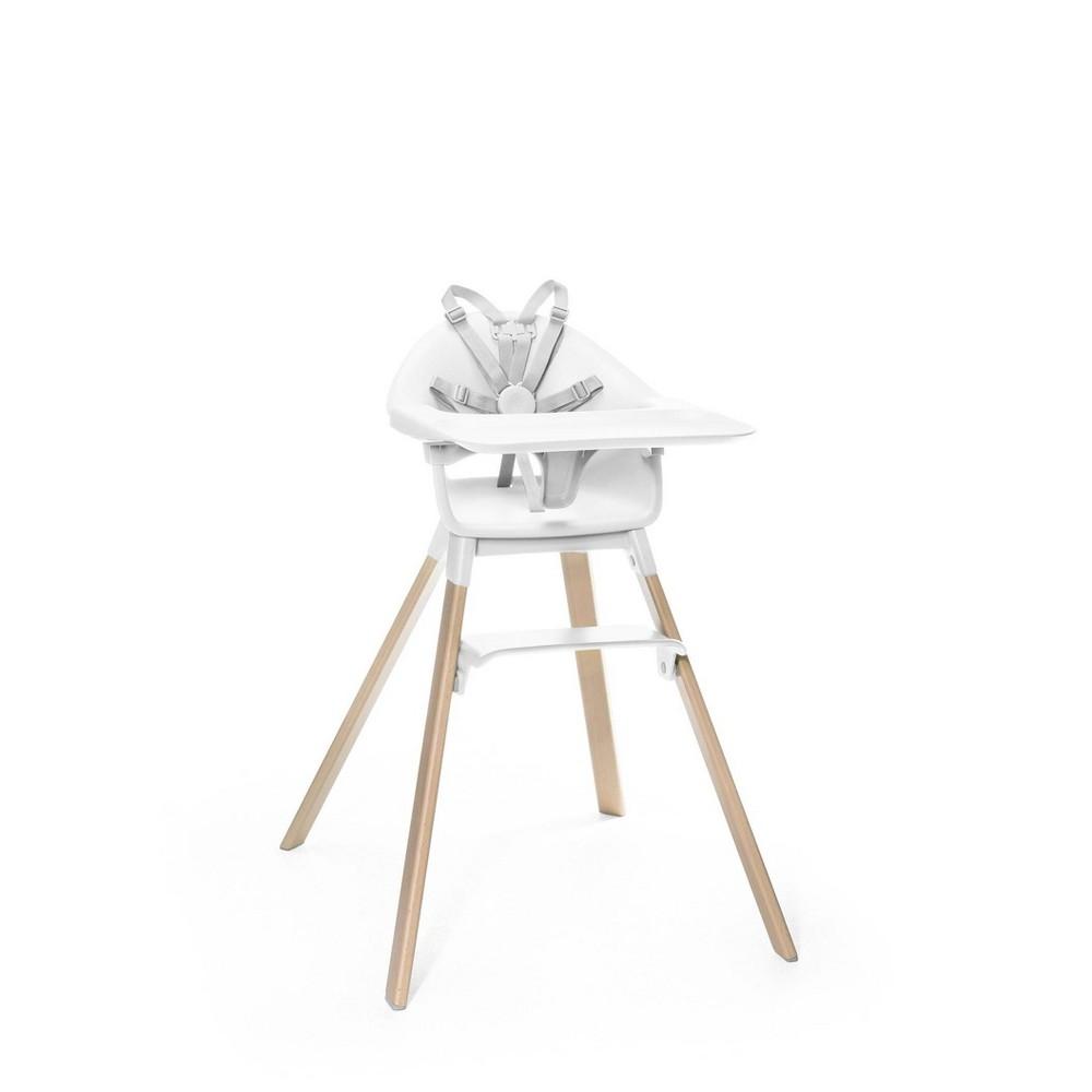 Image of Stokke Clikk High Chair - White