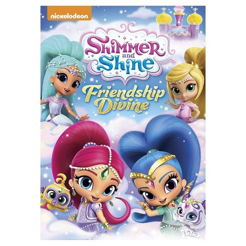 Shimmer and Shine: Friendship Divine (DVD) - image 1 of 1