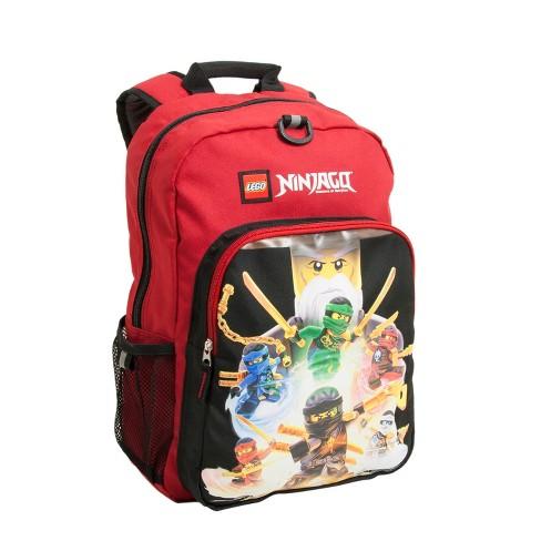 8d82bf2f33 LEGO® NINJAGO® Wu Cru Eco Heritage Classic Kids  Backpack   Target