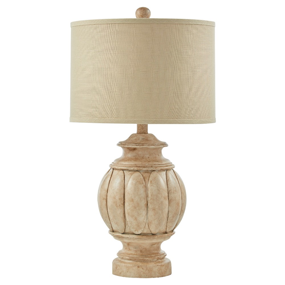 Image of Table Lamp (Lamp Only) - Inspire Q, Washed Antique