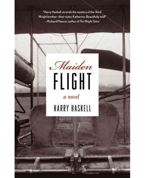 Maiden Flight (Paperback) (Harry Haskell) - image 1 of 1