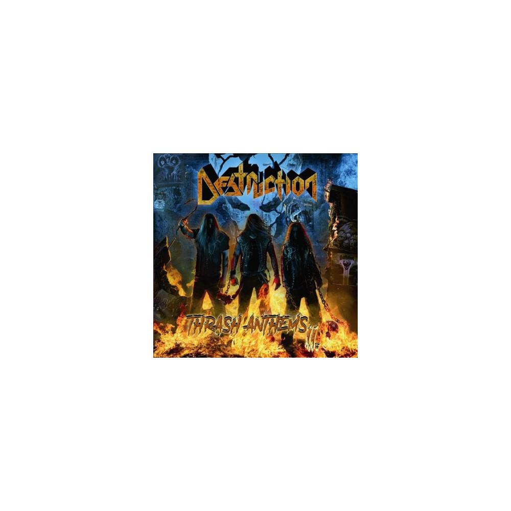 Destruction - Thrash Anthems Ii (CD)