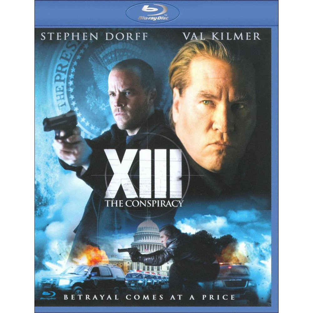 Xiii:Conspiracy (Blu-ray)