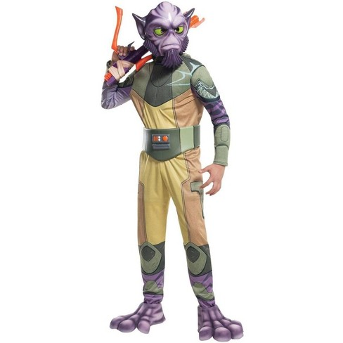 Rubie's Star Wars Rebels Deluxe Zeb Child Costume - image 1 of 1