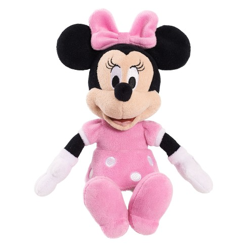 Mickey Mouse Friends Minnie Standard Outfit Bean Bag Plush Target