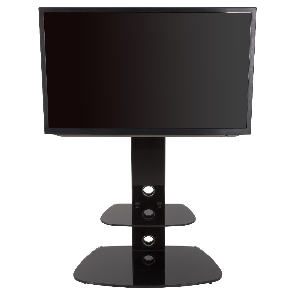 65 34 TV Stand with TV Mount