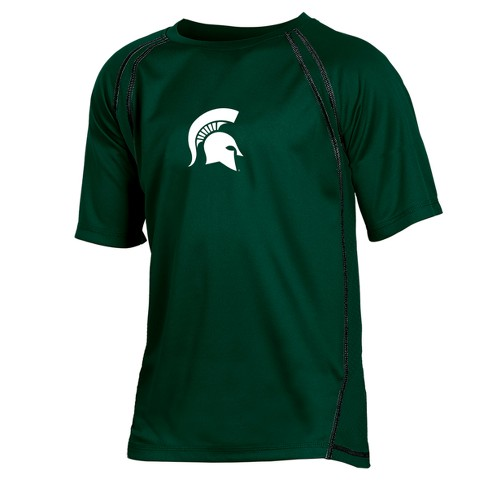 Michigan State Spartans Boy's Impact Poly Performance T-Shirt - image 1 of 1