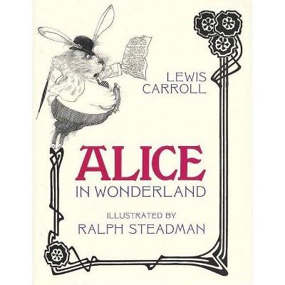 Alice in Wonderland - by  Lewis Carroll (Paperback)