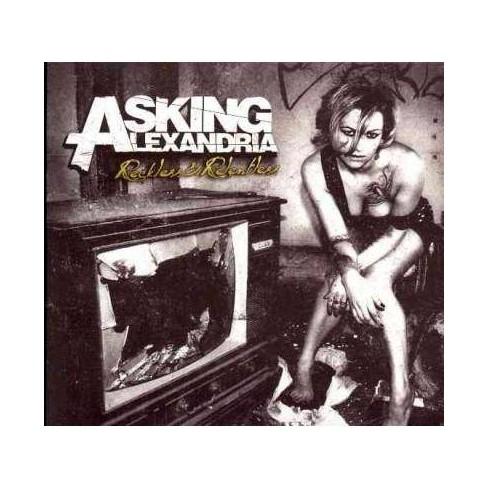 Asking Alexandria - Reckless & Relentless (Digipak) (CD) - image 1 of 1