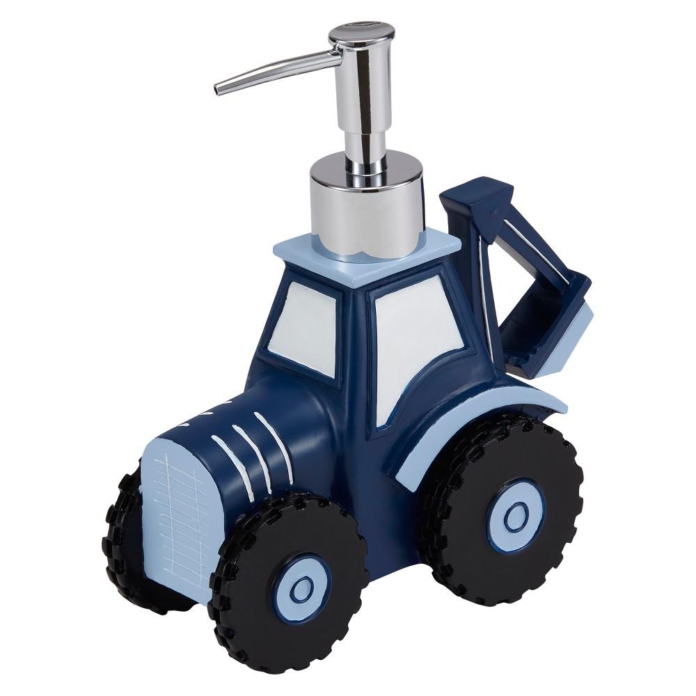 Image of Builders Lotion Dispenser- Cassadecor, Blue
