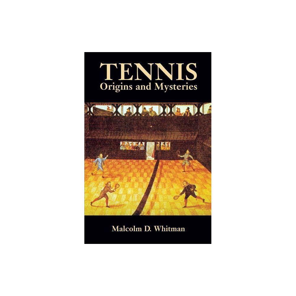 Tennis By Malcolm D Whitman Paperback