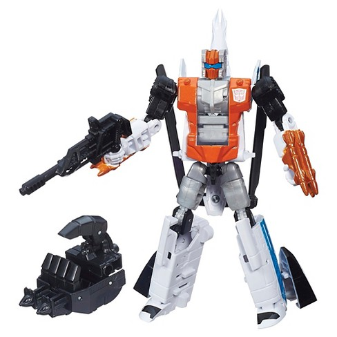 Transformers Generations Combiner Wars Deluxe Class Alpha Bravo Figure - image 1 of 9