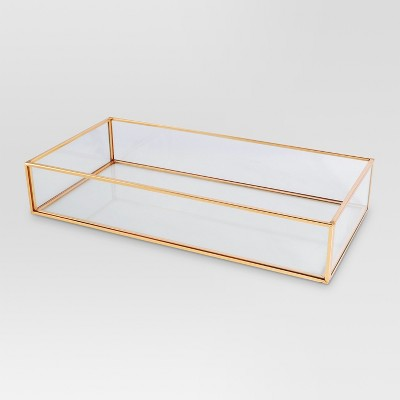 Bathroom Tray Copper - Threshold™