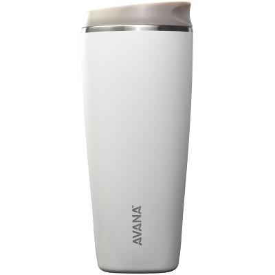 Avana 30oz Sedona Stainless Steel White