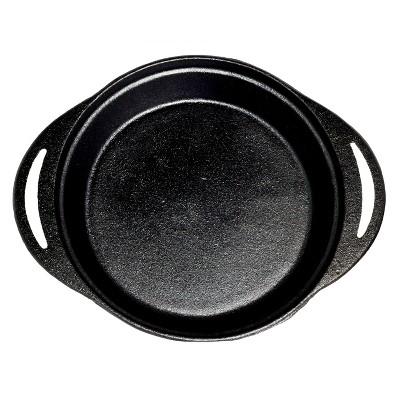 Old Mountain Pre-Seasoned Cast Iron Pie Pan
