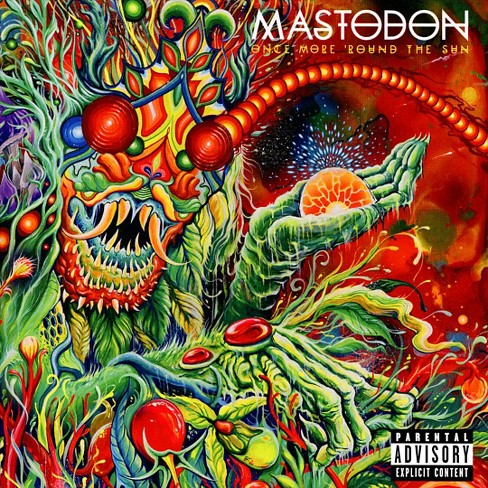 Mastodon - Once more round the sun (Vinyl) - image 1 of 1