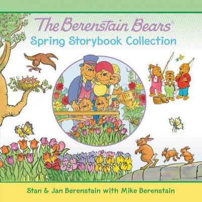 Berenstain Bears Spring Storybook Collection (Hardcover)(Stan Berenstain & Jan Berenstain)