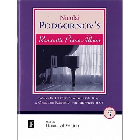Carl Fischer Romantic Piano Album Vol. 3 Book - image 1 of 1