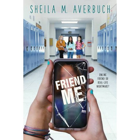 Friend Me - by  Sheila M Averbuch (Hardcover) - image 1 of 1