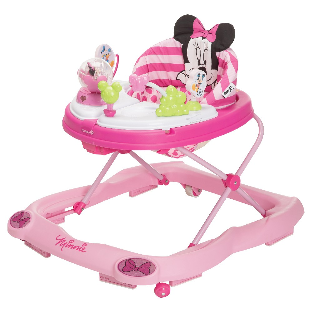 Disney Minnie Mouse Music & Lights Walker - Glitter Minnie