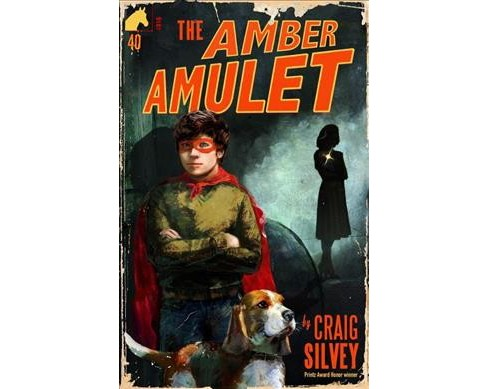 Amber Amulet -  by Craig Silvey (Hardcover) - image 1 of 1