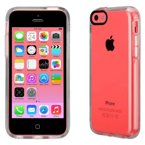 36dc45905cd Speck GemShell Cell Phone Case for iPhone 5c - Clear (SPK-A2644)