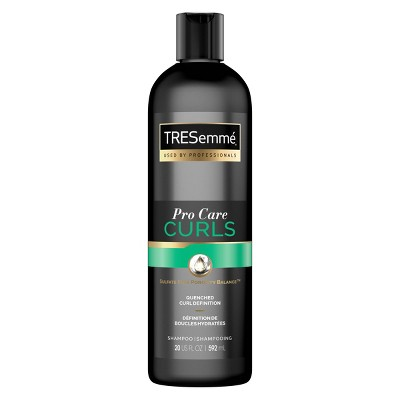 Tresemme Pro Care Curls Sulfate Free Porosity Balance Curl Definition Shampoo