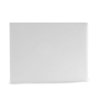 Norpro 24 x 18 Inch Professional Dual Sided Non Porous Cutting Board Chopping Block for Home Kitchen, Commercial, and Industrial Use, White