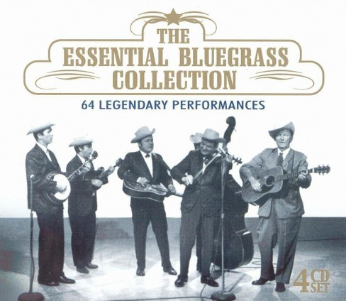 Various - Essential bluegrass collection (CD) - image 1 of 1