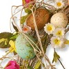 """18"""" Garden Accents Easter Egg Wreath - National Tree Company - image 3 of 3"""