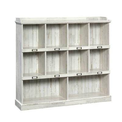 Barrister Lane Bookcase White Plank - Sauder