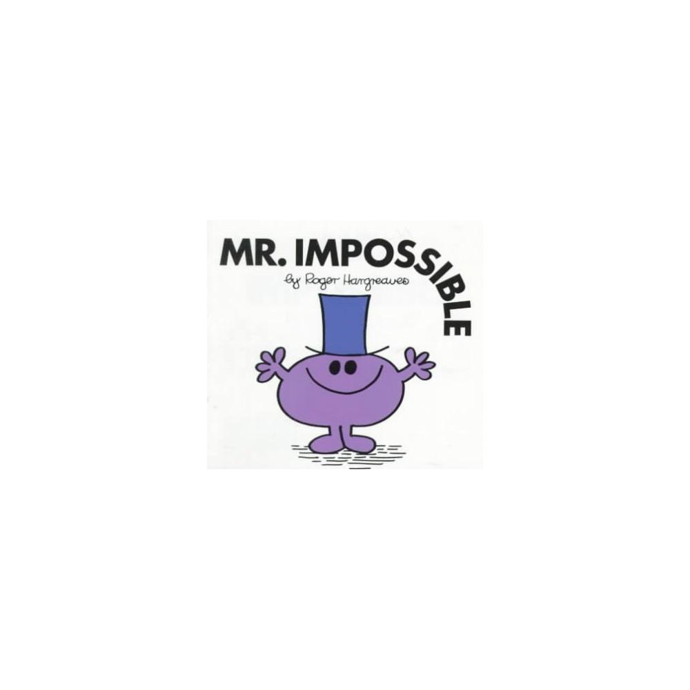 Mr. Impossible ( Mr Men&Little Miss) (Paperback)