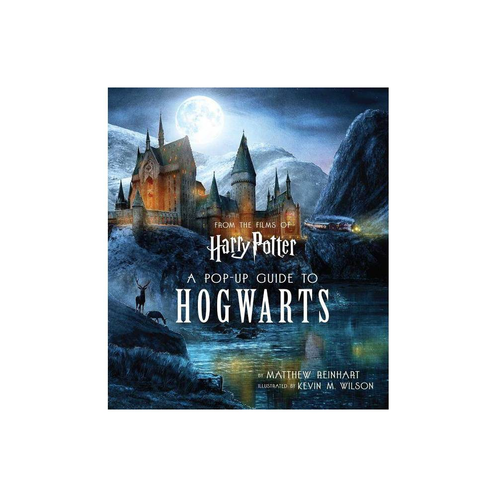 Harry Potter: A Pop-Up Guide to Hogwarts - (Hardcover)