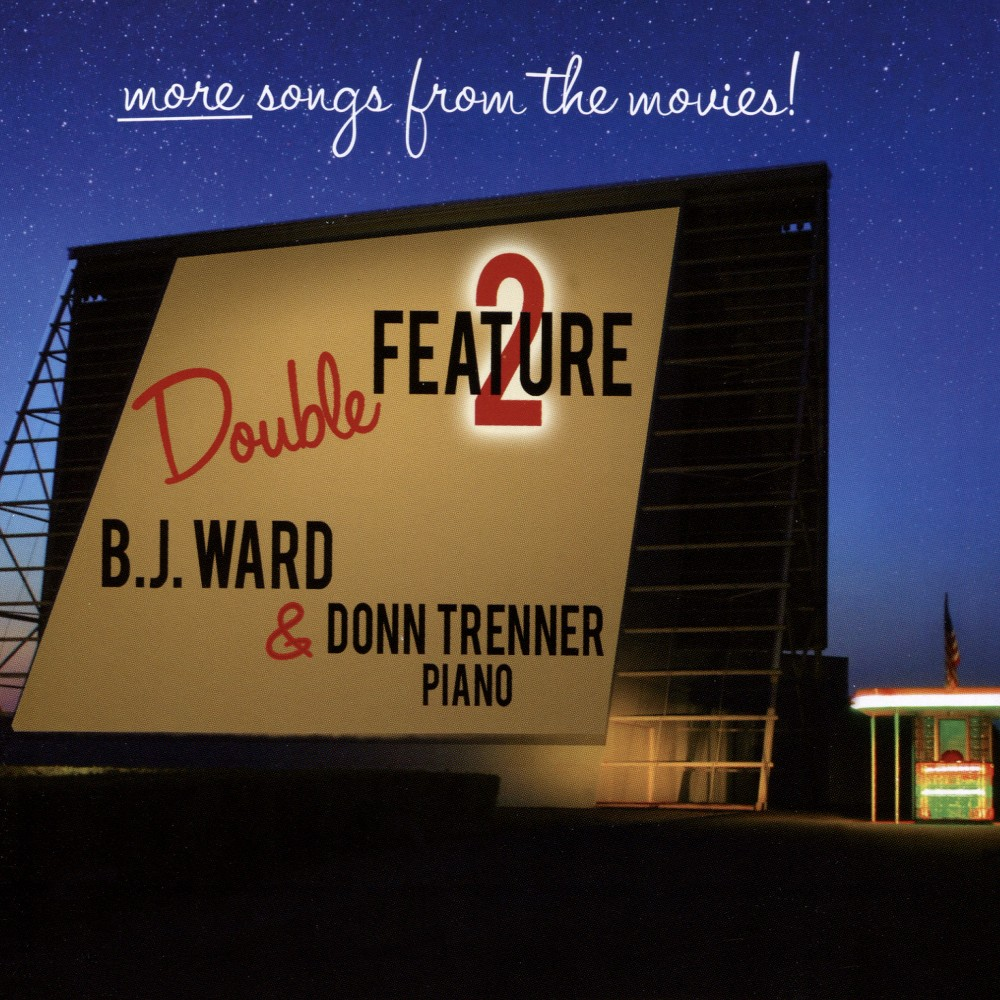 B.J. Ward - Double Feature 2 (Ost) (CD)
