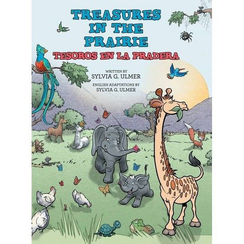 Treasures in the Prairie - by  Sylvia G Ulmer (Hardcover) - image 1 of 1